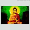 Mahatma Buddha Religious Modern Painting Print