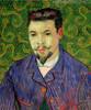 Doctor Felix Rey Reproduction Vincent Van Gogh Figure Impressionist Painting Canvas Print