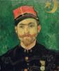 Paul-Eugene Milliet Vincent Van Gogh Impressionist Reproduction Figure Painting Print