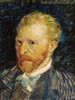 Self-Portrait Vincent Van Gogh Impressionist Reproduction Figure Painting Print