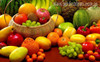 Fruits Food & Beverage Modern Picture Canvas Print