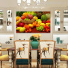 Fruits Food & Beverage Modern Picture Canvas Print for Dining Room Wall Ornament