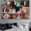 Gustav Klimt Collage III Symbolism Reproduction Artwork Photo Canvas Print for Room Wall Décor