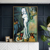 Still Life with Plaster Cupid Paul Cézanne Post Impressionism Reproduction Portrait Photo Canvas Print for Room Wall Adornment