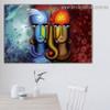 Shiv Parvati Jodi Botanical Religion & Spirituality Traditional Portrait Image Canvas Print for Room Wall Decoration