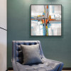 Shot Abstract Modern Painting Print for Room Wall Finery