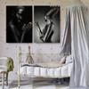 Repousse Bracelet Fashion Figure Modern Framed Artwork Image Canvas Print for Room Wall Adorn
