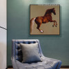 Whistlejacket Vintage Reproduction Animal Painting Image Canvas Print for Room Wall Disposition