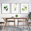 Holt Nordic Animal Nature Framed Painting Image Canvas Print for Dining Room Wall Outfit
