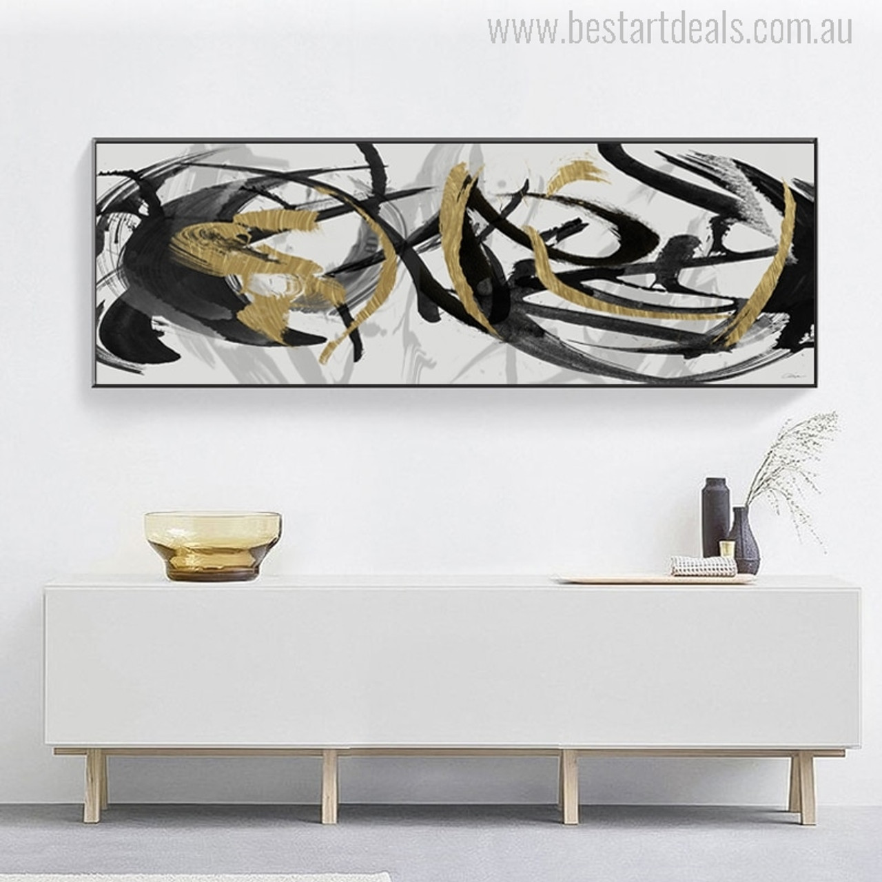 d54a0645fe115 Black Gold Abstract