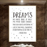 Inspirational Canvas Prints for Office Wall Decor