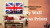City Wall Canvas Prints Video