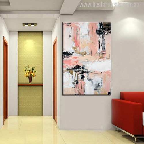 Colorful Art Painting Print