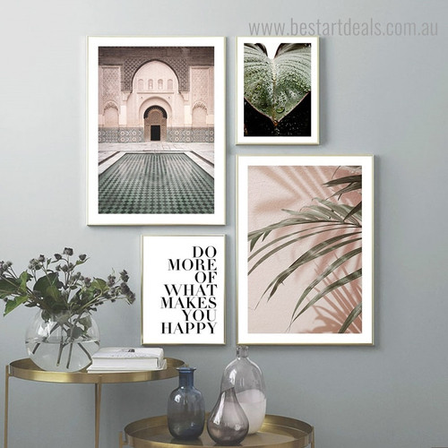 Wetness Nature Contemporary Framed Artwork Photograph Canvas Print for Room Wall Decoration