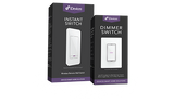 The iDevices Dimmer Switch + Instant Switch Pack saves you money while adding flexible control throughout your smart home.