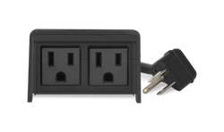 iDevices Outdoor Switch, Smart Plug, Plug and Play, Connected, Voice Control, Wi-Fi, Smart Home, Amazon Alexa, Google Assistant, Apple HomeKit, iOS, Samsung, Siri