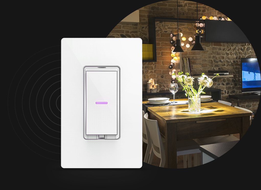 iDevices Instant Switch, Instant Switch, Remote, iDevices, Switch, Instant, Wall Switch, Bluetooth, Remote Wall Switch, Command Strip, Battery powered, Wireless, Dimmer Switch, Dimmable