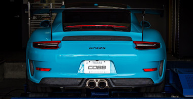Cobb Tuning - PORSCHE 991 GT3 / GT3 RS Now Supported!