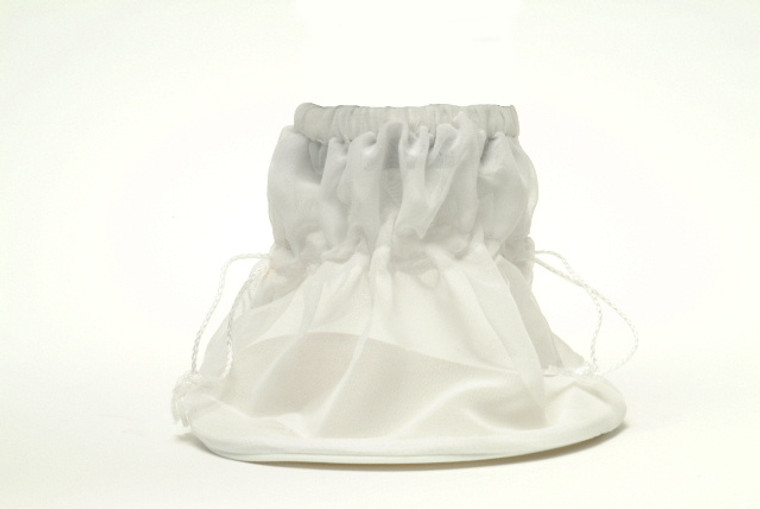 Megacatch Catch Bag (White) - ULTRA/ XC/ PREMIER