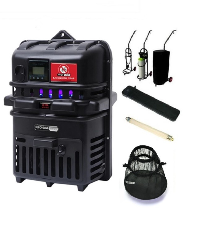 Mega-Catch Ultra Ultimate Trap Bundle - Best-selling outdoor mosquito traps in the US and Canada