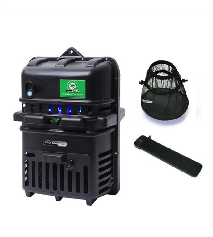 Premier Trap Bundle - best outdoor mosquito trap for the US and Canada
