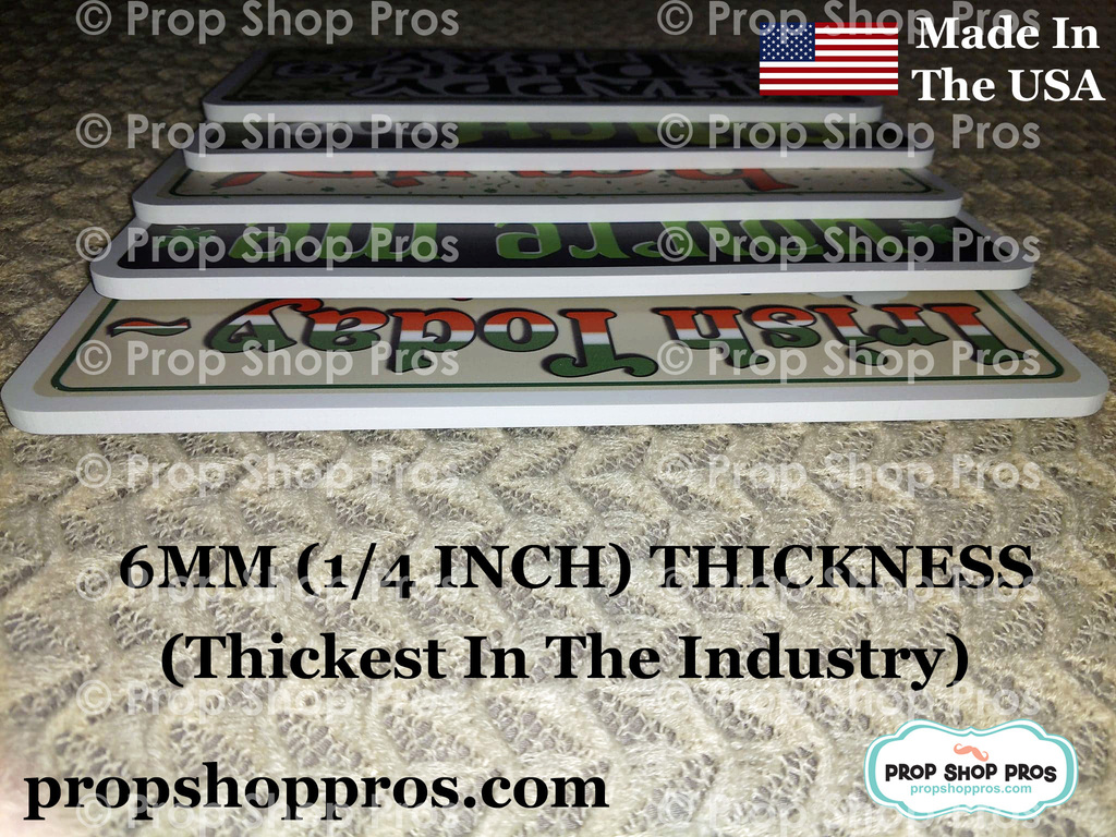 Prop Shop Pros St Patricks Day Photo Booth Props Thickness 2