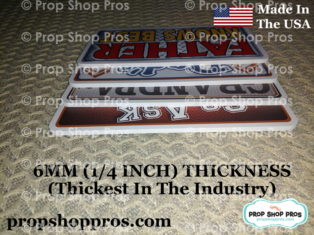 Prop Shop Pros Fathers Day Photo Booth Props Thickness 2