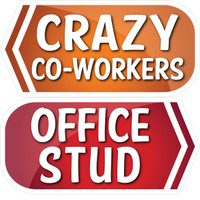 Prop Shop Pros Corporate Photo Booth Props Crazy Co-Workes & Office Stud