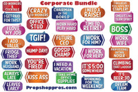 Prop Shop Pros Corporate Photo Booth Props