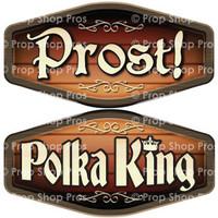 Prop Shop Pros Oktoberfest Photo Booth Props Prost & Polka King
