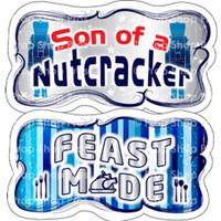 Prop Shop Pros Christmas Photo Booth Props  Son Of A Nutcracker & Feast Mode