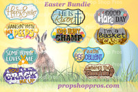 Prop Shop Pros Easter Photo Booth Props