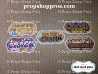 Easter Signs | Photo Booth Props | Prop Signs