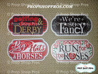 Kentucky Derby Bundle   Derby Bundle   Photo Booth Props   Prop Signs
