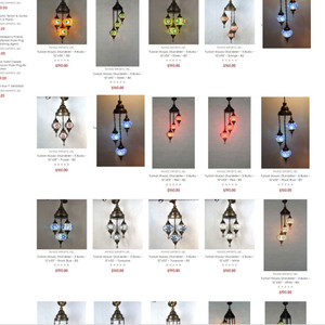 Chandelier Lamps