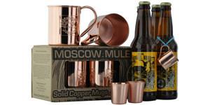 Moscow Mule Mug Gifts Packs