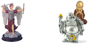 Inspirational Figurines