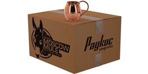25 Pack of Copper Mugs