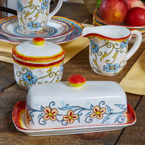 Duomo 3 Piece Breakfast Accessory Set