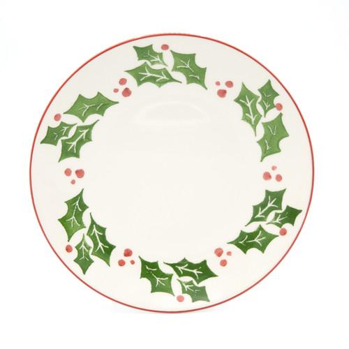Natal Dinner Plates, Set of 4