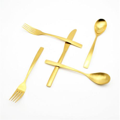 Oro 20 Piece Flatware Set Service for 4