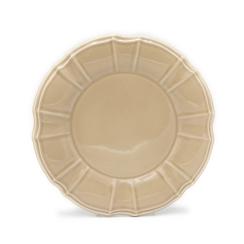 Chloe 4 Piece Salad Plate Set in Taupe