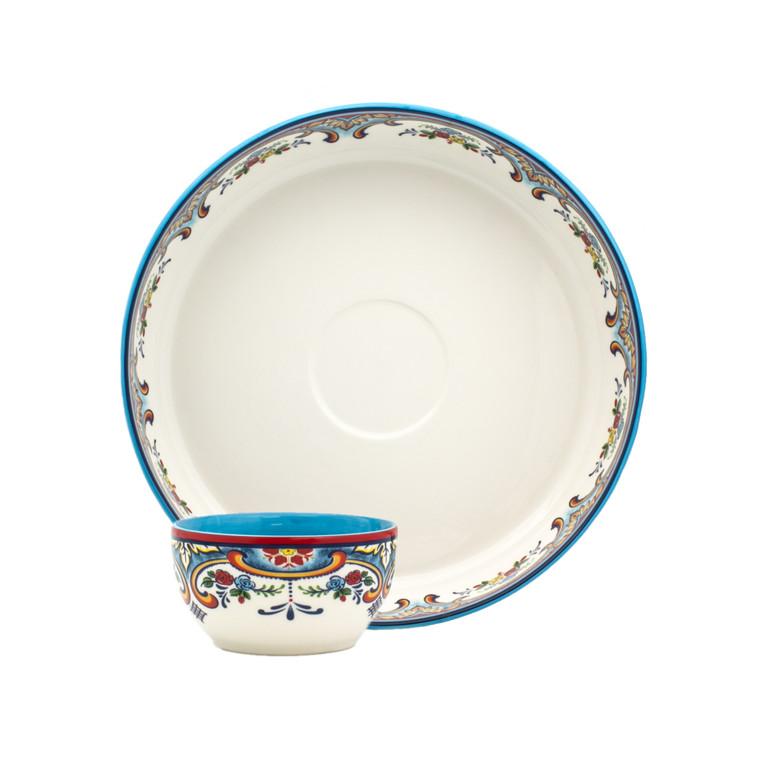 Zanzibar Chip Dip Bowl