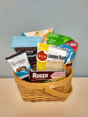 Gluten Free Goodness Large Gift Basket
