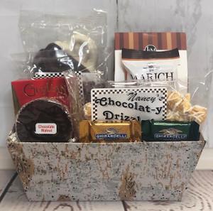Chocolate Lovers Medium Gift Basket