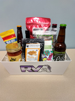 RVA  Taylor Made II Gift Basket
