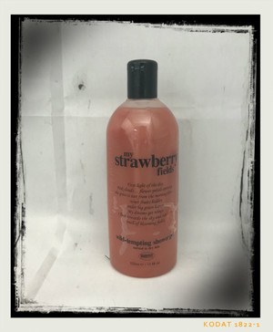 My Strawberry Fields shower gel
