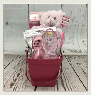 Treat ME Breast Cancer Basket