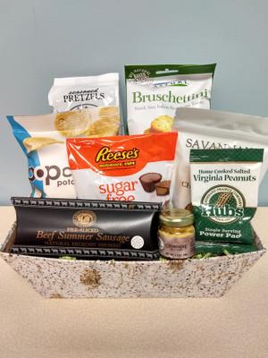 Diabetic Munchies Gift Basket