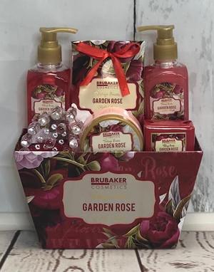 Garden Rose Spa Set